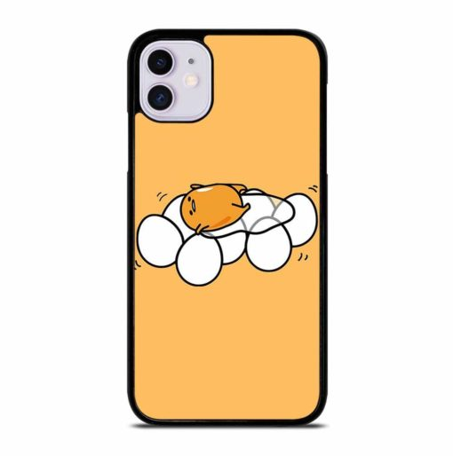 GUDETAMA EGG SLEEPING iPhone 11 Case