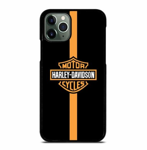 HARLEY DAVIDSON MOTORCYCLE iPhone 11 Pro Max Case