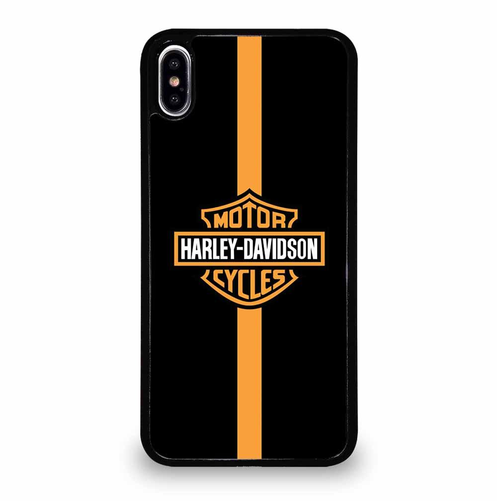 HARLEY DAVIDSON MOTORCYCLE iPhone XS Max Case