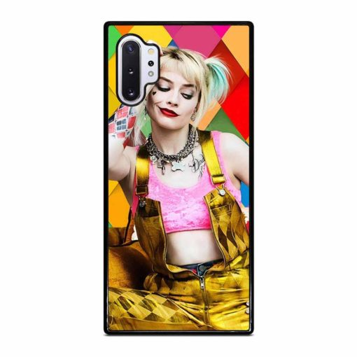 HARLEY QUINN BIRDS OF PREY Samsung Galaxy Note 10 Plus Case