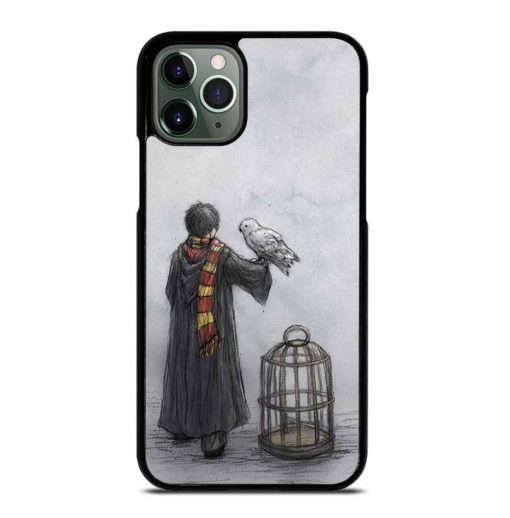 HARRY POTTER HEDWIG OWL iPhone 11 Pro Max Case