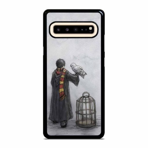 HARRY POTTER HEDWIG OWL Samsung Galaxy S10 5G Case