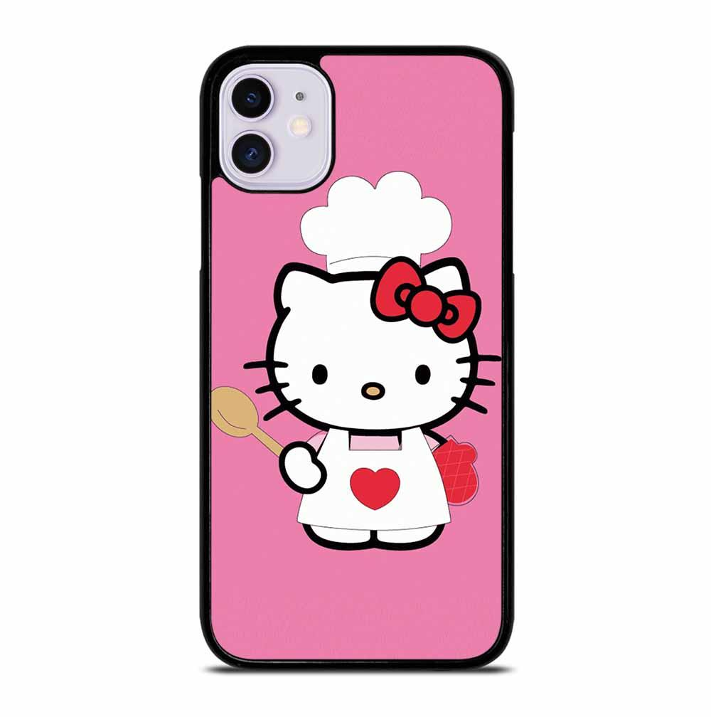 HELLO KITTY COOKING iPhone 11 Case