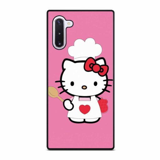 HELLO KITTY COOKING Samsung Galaxy Note 10 Case