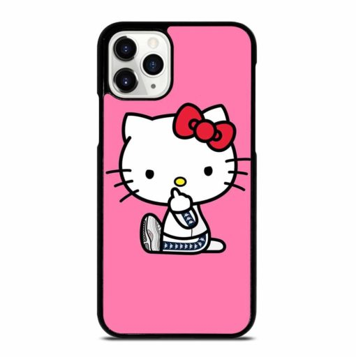 HELLO KITTY MIDDLE FINGER iPhone 11 Pro Case