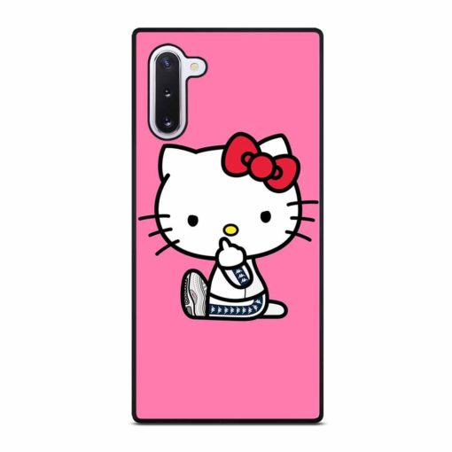 HELLO KITTY MIDDLE FINGER Samsung Galaxy Note 10 Case