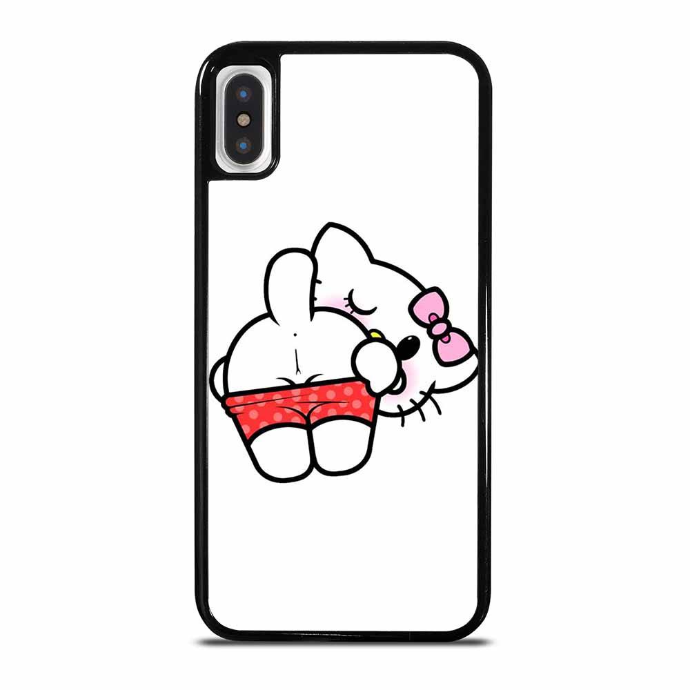 HELLO KITTY OUTRAGEOUS iPhone X/XS Case
