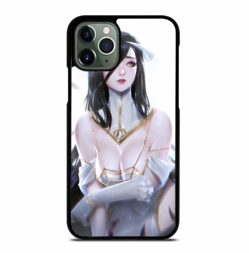 HOT ALBEDO OVERLORD iPhone 11 Pro Max Case