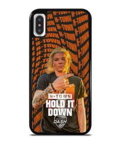 Houston Dash Jane Campbell iPhone X / XS Case Cover