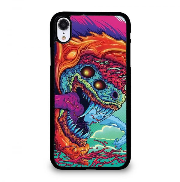 Hyper Beast CSGO iPhone XR Case