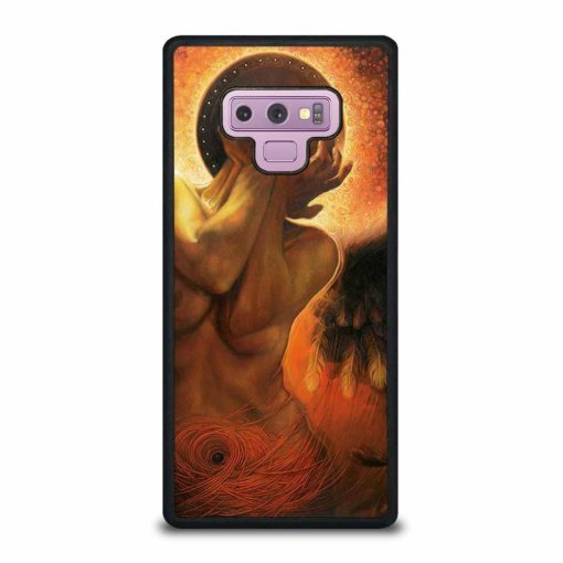 I'M IN THE SHADOW OF YOU BY GRASZKA PAULSKA Samsung Galaxy Note 9 Case