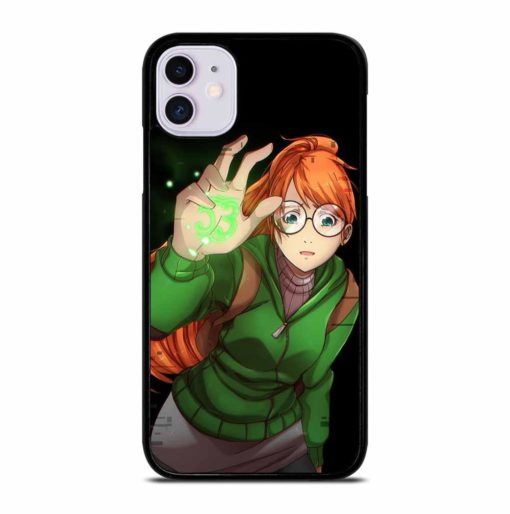 INFINITY TRAIN HAND NUMBER iPhone 11 Case Cover