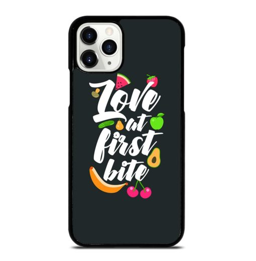 Inspirational Food Quotes iPhone 11 Pro Case