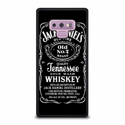 JACK DANIELS Samsung Galaxy Note 9 Case