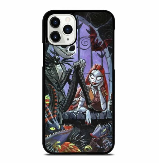 JACK SKELLINGTON AND SALLY iPhone 11 Pro Case
