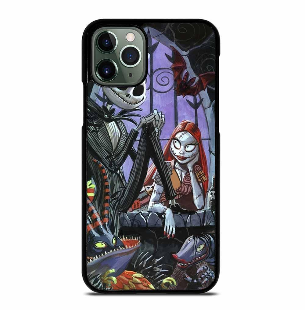 JACK SKELLINGTON AND SALLY iPhone 11 Pro Max Case