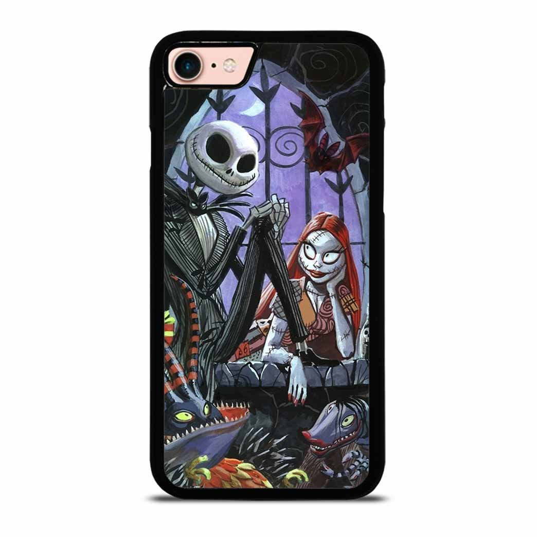 JACK SKELLINGTON AND SALLY iPhone 7 / 8 Case