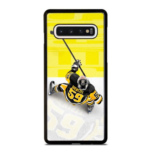 Jake Guentzel Pittsburgh Penguins Samsung Galaxy S10 Case Cover