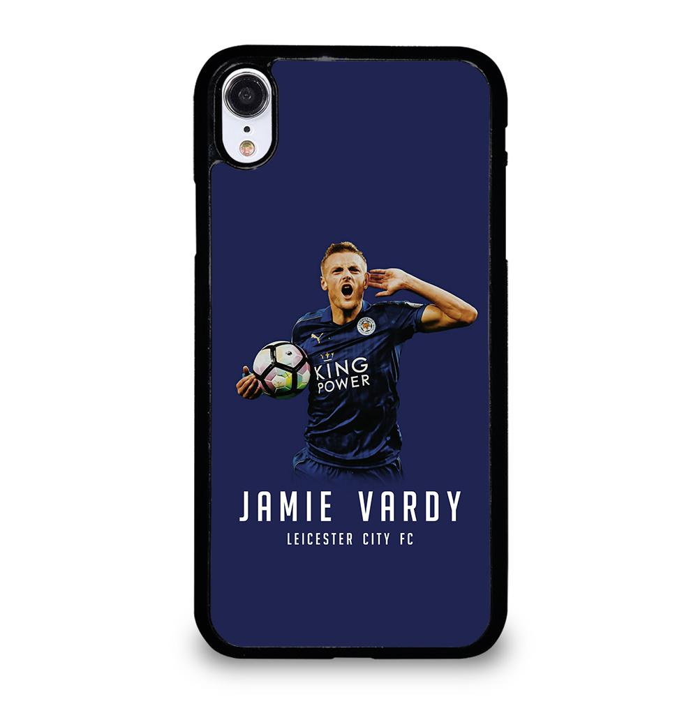 Jamie Vardy Leicester City FC iPhone XR Case