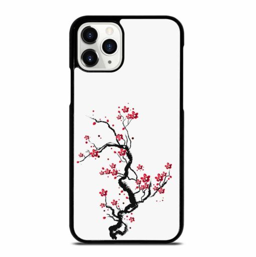 JAPANESE CHERRY BLOSSOM iPhone 11 Pro Case