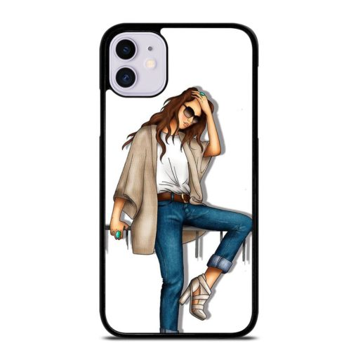 JEANS STYLE FASHION iPhone 11 Case