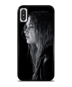 Jennifer Lawrence Poster iPhone X / XS Case