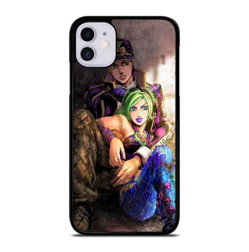 Jojo Bizarre Adventure Anime iPhone 11 Case