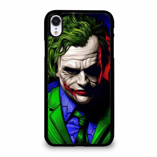 JOKER CHARACTER iPhone XR Case Cover