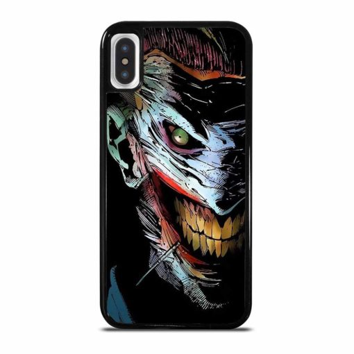 JOKER SMILE iPhone X/XS Case Cover