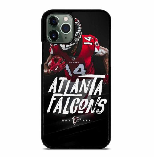 JUSTIN HARDY ATLANTA FALCONS iPhone 11 Pro Max Case