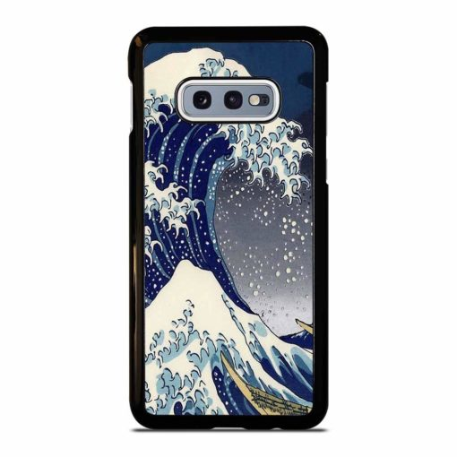 KANAGAWA NIGHT Samsung Galaxy S10e Case