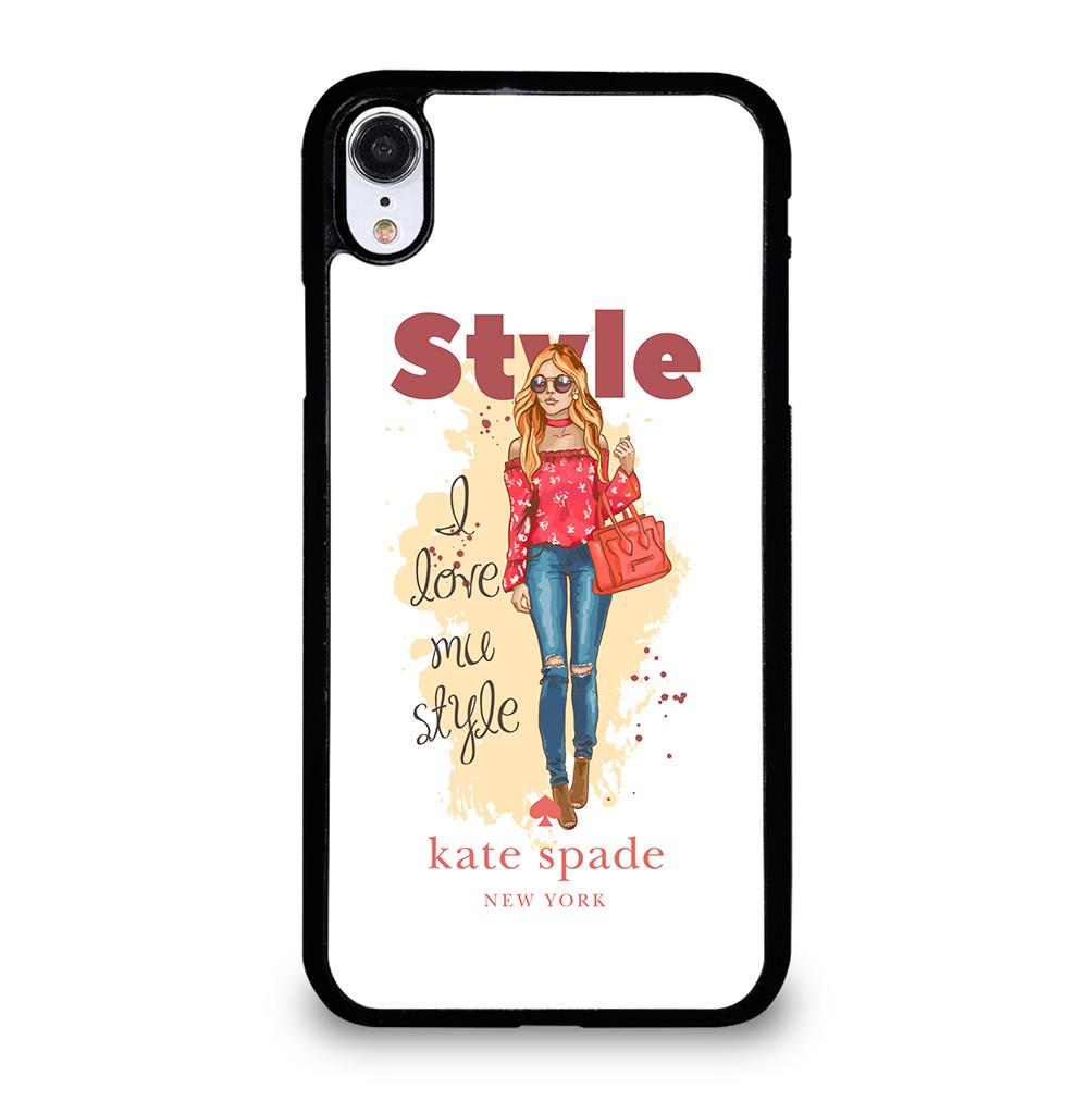 KATE SPADE INSPIRED OUTFITS iPhone XR Case