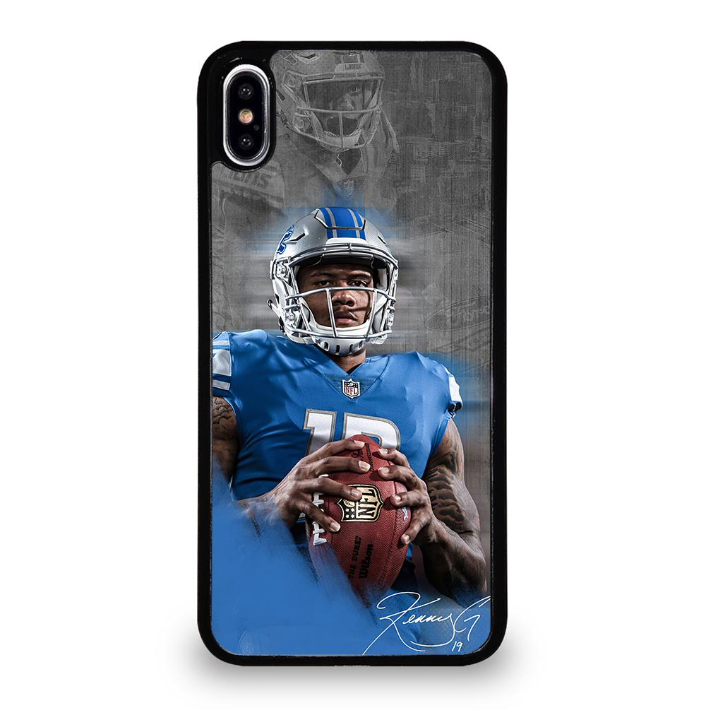 KENNY GOLLADAY DETROIT LIONS iPhone XS Max Case