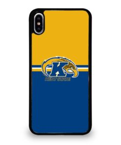 Kent State University Logo iPhone XS Max Case