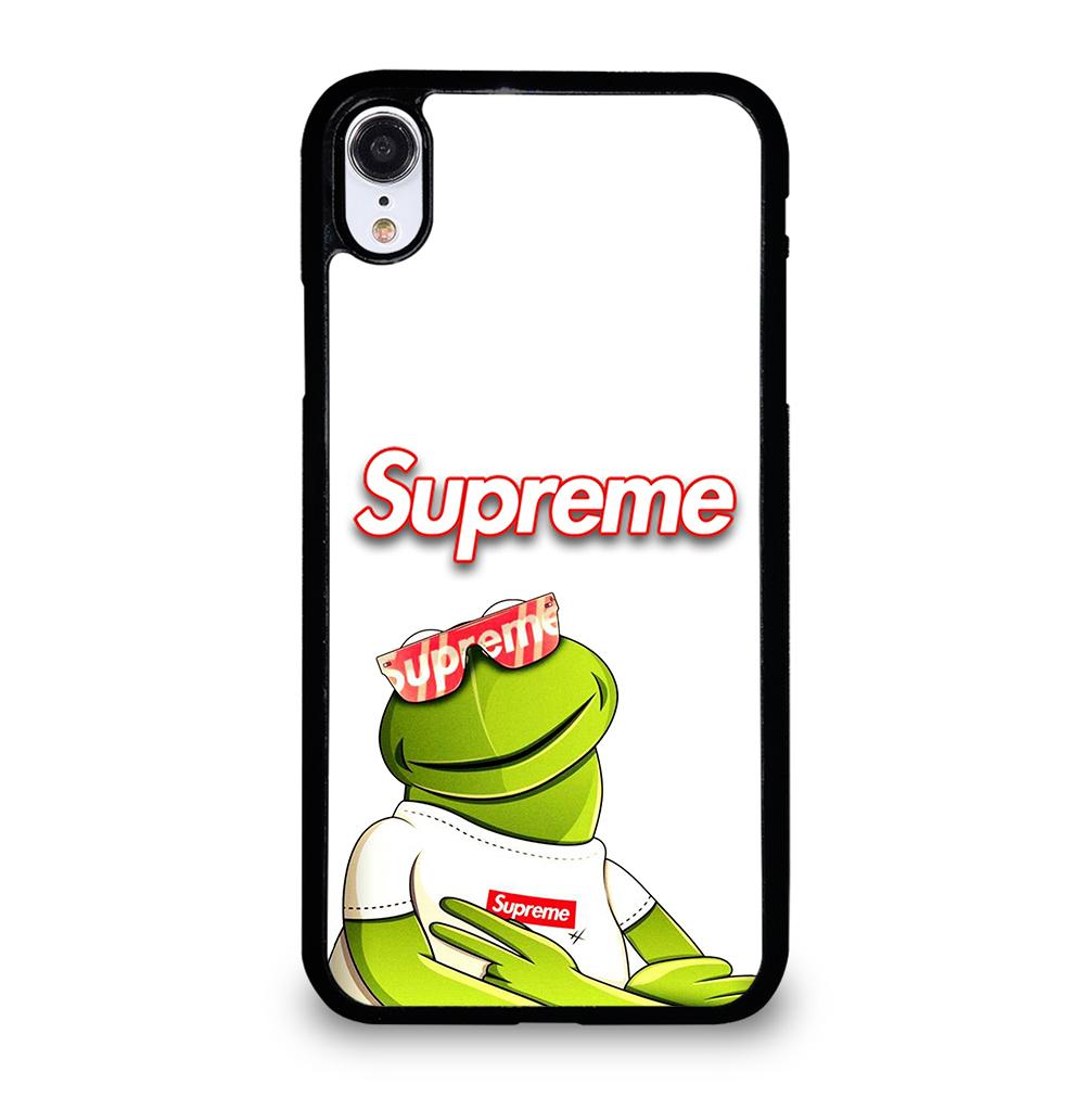 Kermit Supreme iPhone XR Case