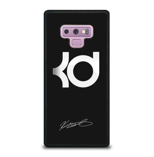 Kevin Durant Signature Samsung Galaxy Note 9 Case