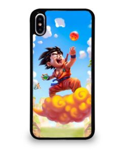 KID GOKU NIMBUS CLOUD iPhone XS Max Case