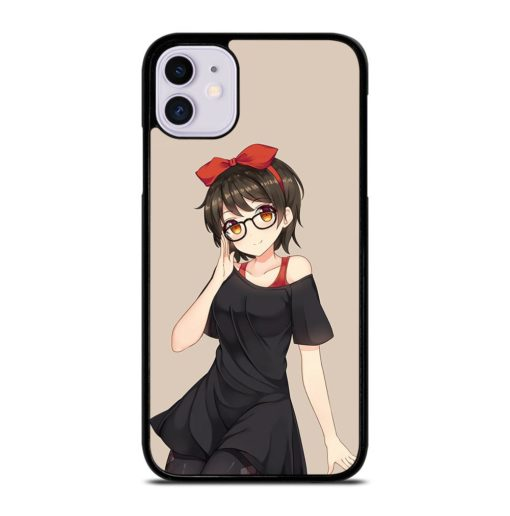 Kikis Delivery Service Anime iPhone 11 Case
