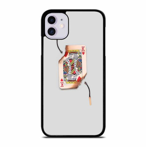 KING CARD iPhone 11 Case