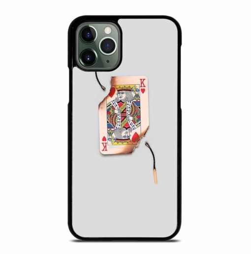 KING CARD iPhone 11 Pro Max Case