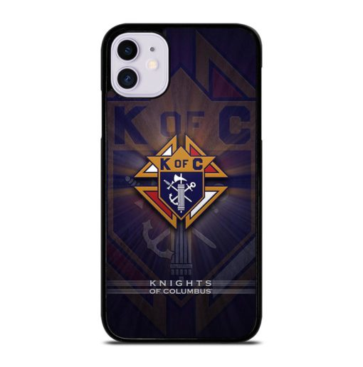 Knights of Columbus iPhone 11 Case