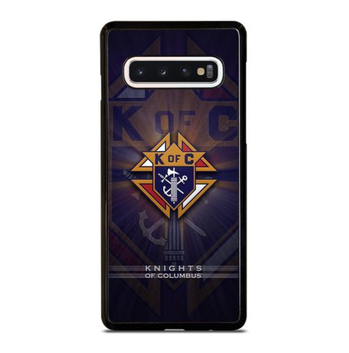 Knights of Columbus Samsung Galaxy S10 Case