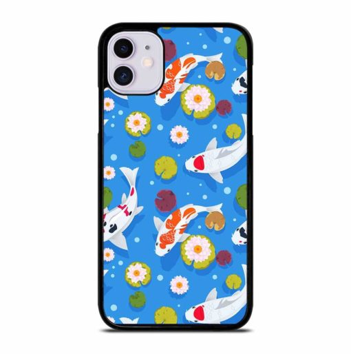 KOI FISHES iPhone 11 Case