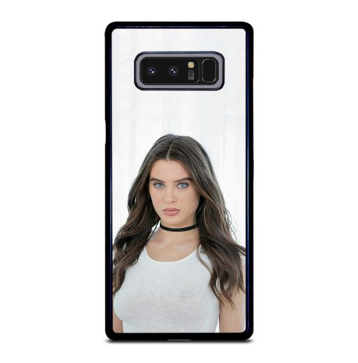 Lana Rhoades Hairstyles Samsung Galaxy Note 8 Case