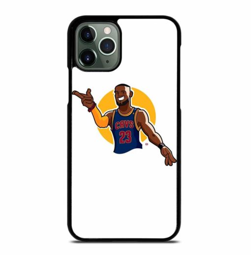 LEBRON JAMES 23 LAKERS iPhone 11 Pro Max Case