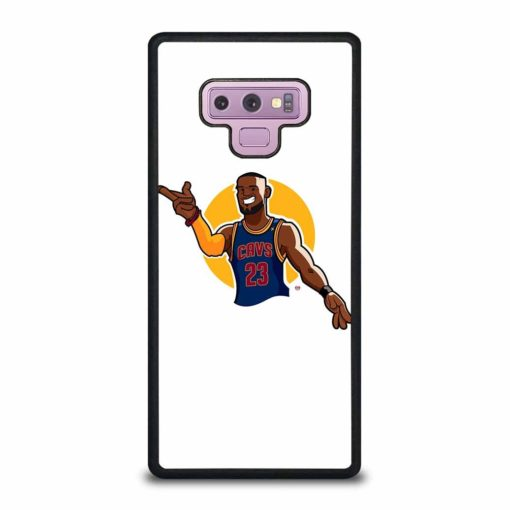 LEBRON JAMES 23 LAKERS Samsung Galaxy Note 9 Case