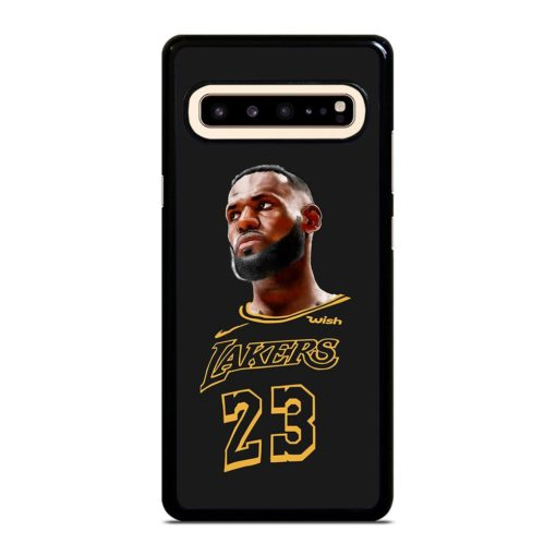 Lebron James La Lakers 23 Samsung Galaxy S10 5G Case
