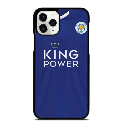 Leicester City FC Jersey iPhone 11 Pro Case