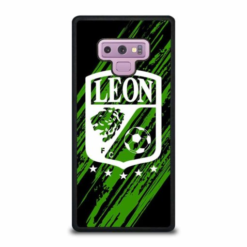 LEON FOOTBALL CLUB Samsung Galaxy Note 9 Case