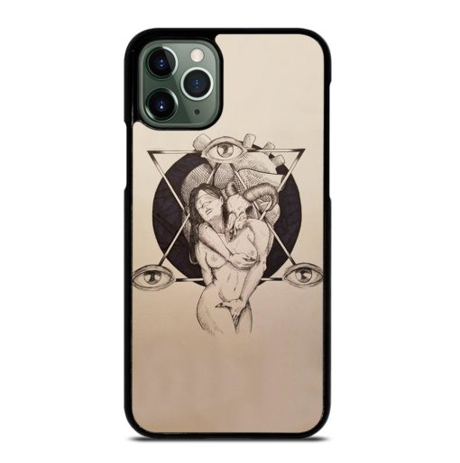 Lilith and Samael iPhone 11 Pro Max Case